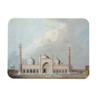 El Jummah Musjed, Delhi, placa XXIII de 'Oriente Imanes Flexibles