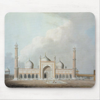 El Jummah Musjed, Delhi, placa XXIII de 'Oriente Tapete De Ratón