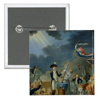 El juramento de Lafayette Pins