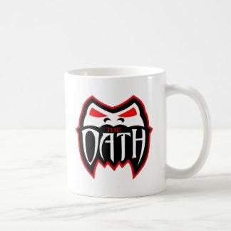 El juramento taza de café