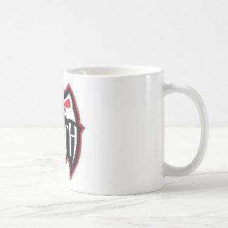 El juramento tazas de café