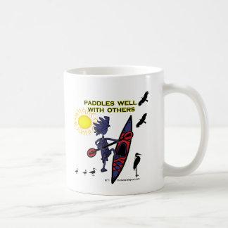 El kajak bate bien con otros II Tazas De Café