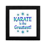 El karate es el más grande cajas de regalo
