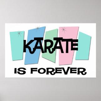 El karate es Forever Impresiones