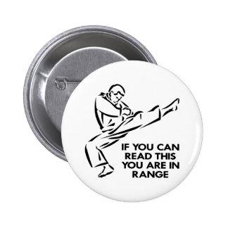 El karate, Muttahida Majlis-E-Amal, usted ESTÁ en Pin Redondo De 2 Pulgadas