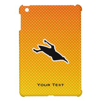 El Kayaking amarillo-naranja iPad Mini Cobertura