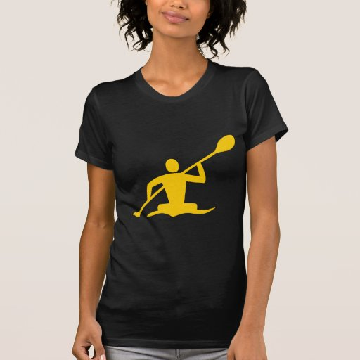 El Kayaking - ámbar Camiseta