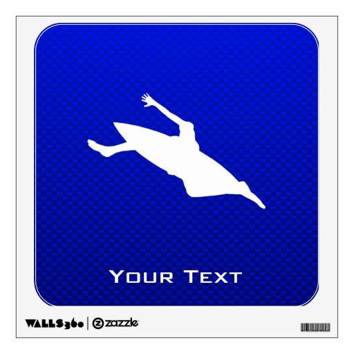El Kayaking azul
