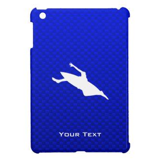 El Kayaking azul iPad Mini Carcasas