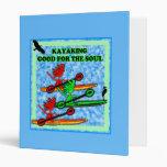 El Kayaking bueno para el alma
