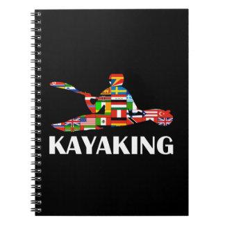 El Kayaking Cuaderno