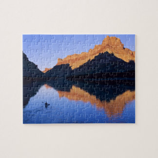 El Kayaking en el río Colorado en español Puzzles Con Fotos