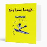 El Kayaking esto es cómo ruedo