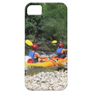 El Kayaking Funda Para iPhone 5 Barely There