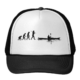 El Kayaking Gorros Bordados