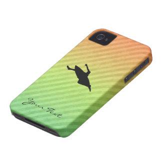 El Kayaking iPhone 4 Case-Mate Coberturas