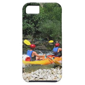 El Kayaking iPhone 5 Carcasa
