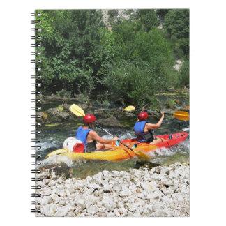 El Kayaking Libretas