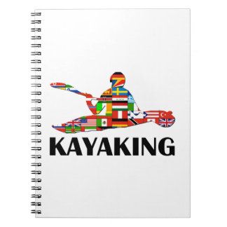 El Kayaking Libros De Apuntes