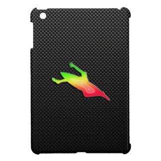 El Kayaking liso iPad Mini Protectores