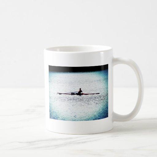 El Kayaking Tazas De Café