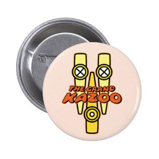 El Kazoo magnífico Pin