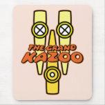 El Kazoo magnífico Tapetes De Ratones