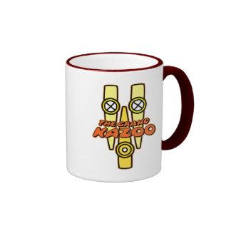 El Kazoo magnífico Tazas De Café
