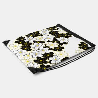 el kimono de Japón diseñó el bolso del modelo Mochila
