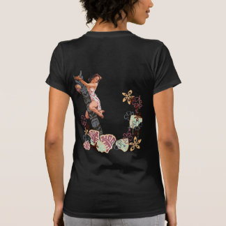 El kitsch Bitsch: ¡Encima de un árbol de Tiki! Camiseta