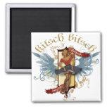 El kitsch Bitsch: Pin-Para arriba del tatuaje de l Imán