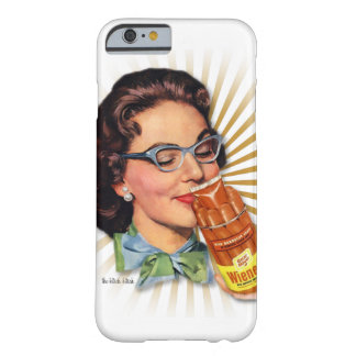 El kitsch Bitsch: Señoras Disembodied del kitsch Funda Barely There iPhone 6