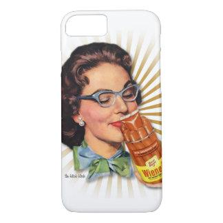 El kitsch Bitsch: Señoras Disembodied del kitsch Funda iPhone 7