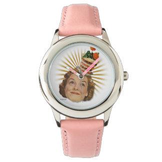 El kitsch Bitsch: Señoras Disembodied del kitsch Reloj De Mano