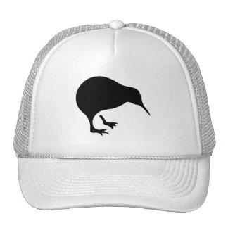 El kiwi todos los negros y todos los blancos Nueva Gorro