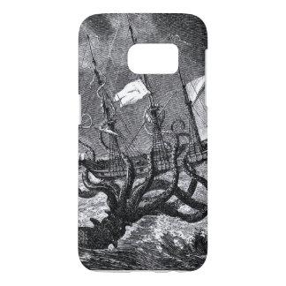 El Kraken Funda Samsung Galaxy S7