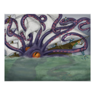 El Kraken Impresiones