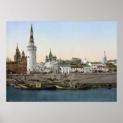 El Kremlin Posters
