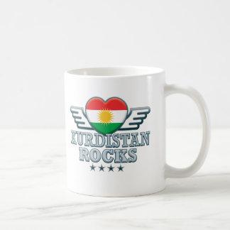 El Kurdistan oscila v2 Taza Clásica