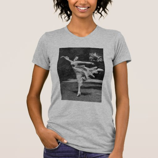 El La compite la camiseta del danse del une del es