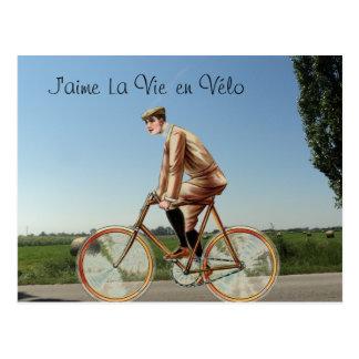 El La compite vélo del en Tarjetas Postales