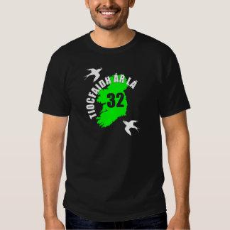 El La de Tiocfaidh AR traga la camiseta Polera
