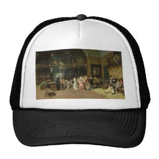 El La español Vicaría del boda de Mariano Fortuny Gorra