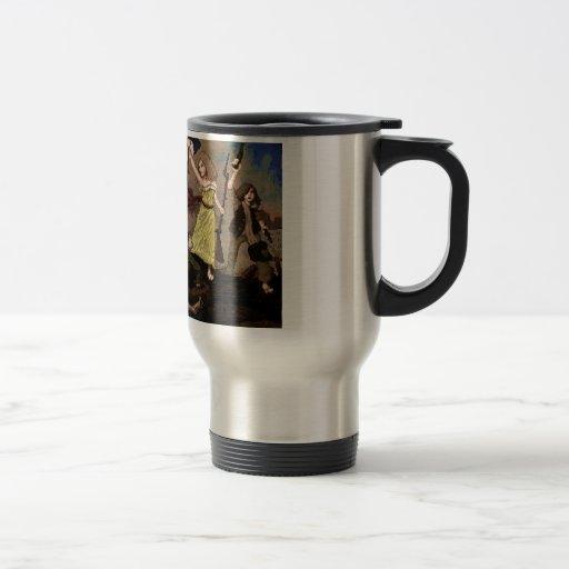 el la más c'est compite taza de café