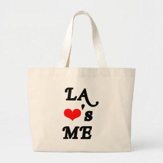 El LA me ama - Los Ángeles Bolsa Tela Grande