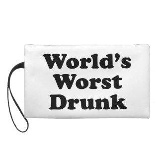 El la peor del mundo bebido