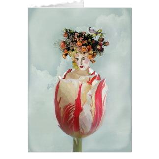El La Tulipe le agradece Felicitaciones