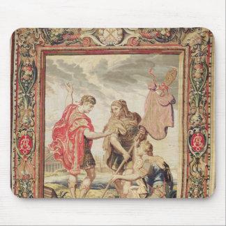El lábaro, antes de 1663 tapete de ratones