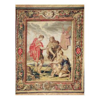El lábaro, antes de 1663 tarjeta postal
