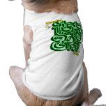 El laberinto camiseta de perrito